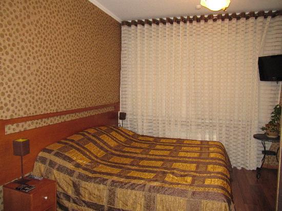 Hotel Bon Ami: Это была наша часть номера