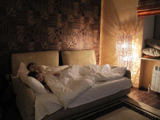 Hotel Bon Ami: Это была детская часть