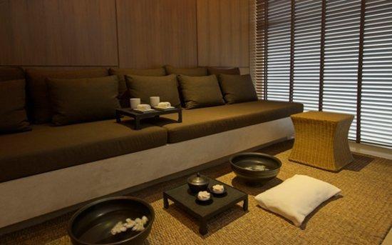 Anantara Chiang Mai Resort: Anantara Spa
