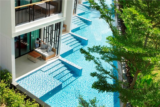 Holiday Inn Phuket Mai Khao Beach Resort: Pool Access Rooms