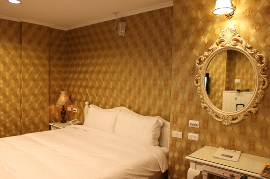 Mirador Hotel Kaosiung : hotel room 3