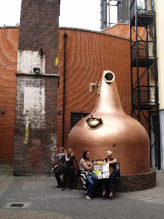 Jameson Distillery Bow St: Pot Still