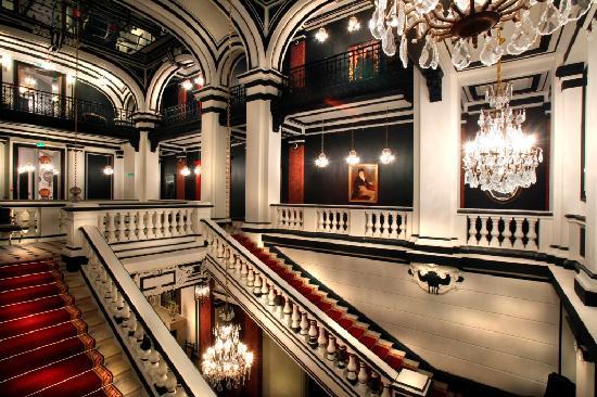 Saint James Paris: Lobby