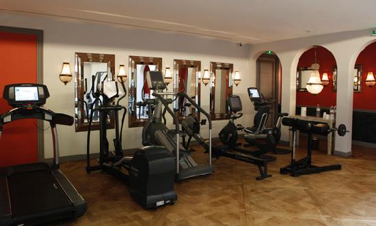 Saint James Paris - Relais et Chateaux: Fitness