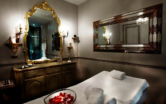 Saint James Paris - Relais et Chateaux: Cabine de soins / Treatment room