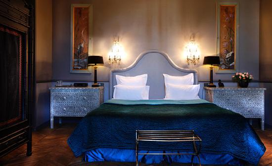 Saint James Paris - Relais et Chateaux : Chambre Supérieure / Superior room