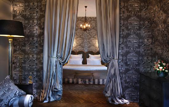 Saint James Paris - Relais et Chateaux: Junior Suite / Une Junior Suite