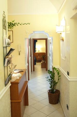 Arco Romano Rooms: INTERNI