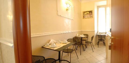 Arco Romano Rooms: SALA COLAZIONI