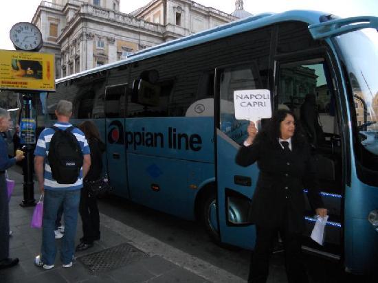 Appian Line Tours