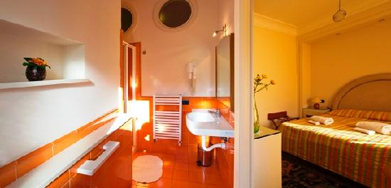 Relais Amore: Double room.