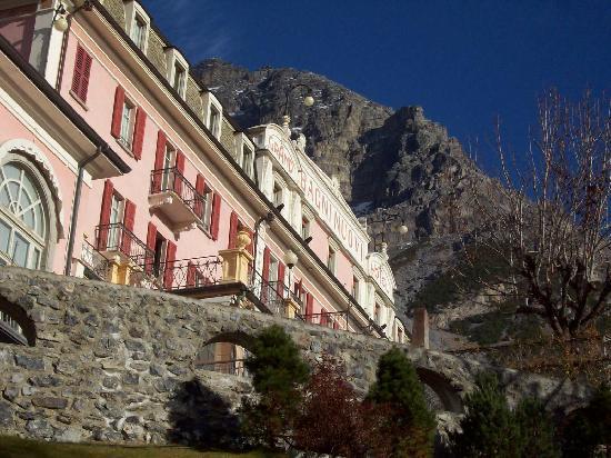 HOTEL BAGNI NUOVI - Picture of Grand Hotel Bagni Nuovi, Molina ...