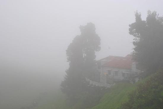 I-India: on a misty day