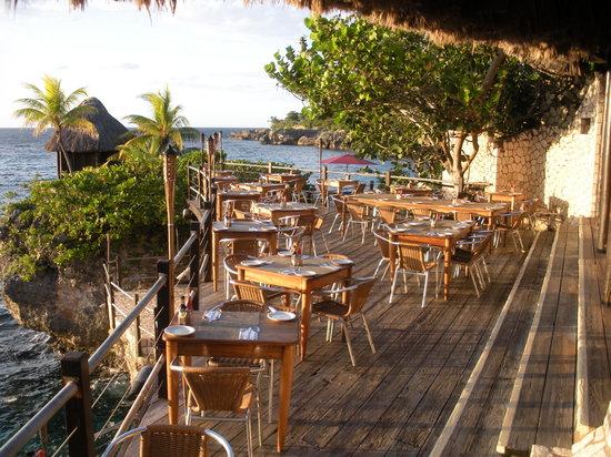 Rockhouse Restaurant: Scenic Dining Area