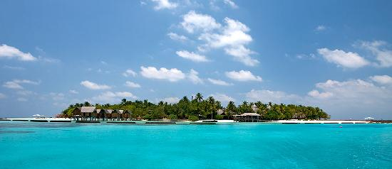 Constance Moofushi Resort, Maldives - General View