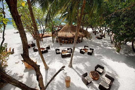 คอนสแตนซ์ มูฟูชิ รีสอร์ท-ออล อินคลูซีฟ: Constance Moofushi Resort, Maldives - Totem Bar