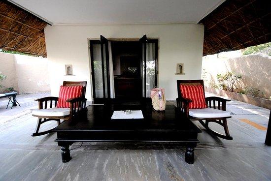 Khem Villas: Cottage - front view