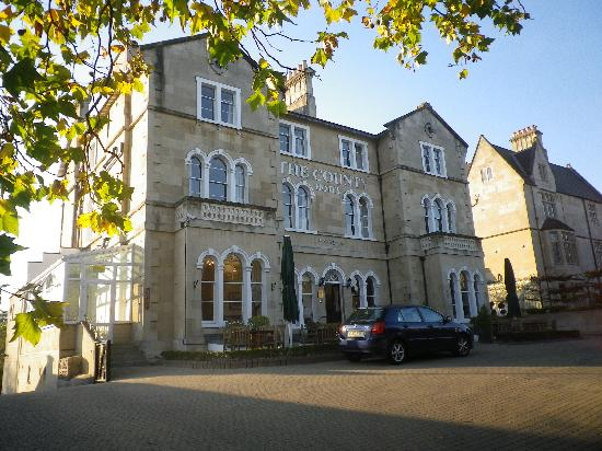 The County Hotel: County Hotel, Bath