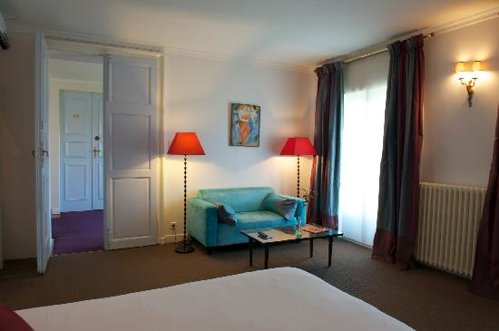 Villa Leopoldine : Chambre double
