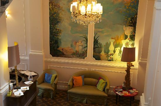 Villa Leopoldine : Réception