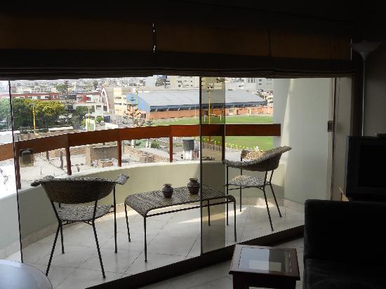 Daniel's Apart Hotel: Comfort