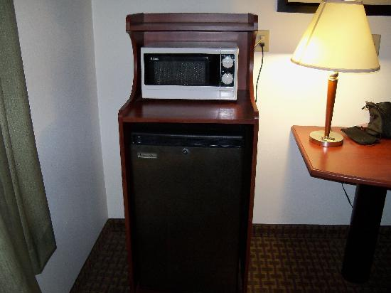 La Quinta Inn & Suites Baltimore South Glen Burnie: Microwave