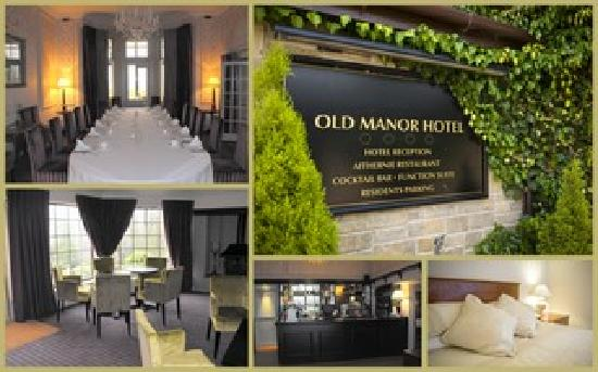 Old Manor Hotel: Enjoy