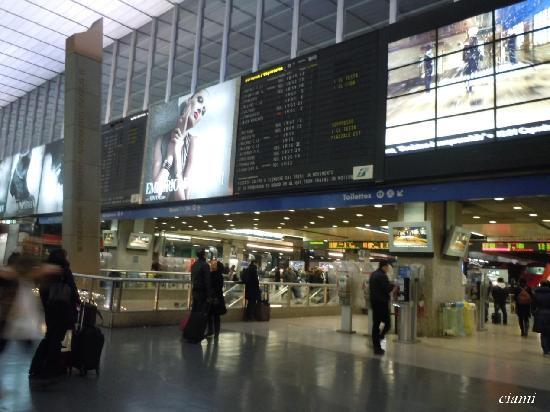 Stazione Termini: テルミニ駅