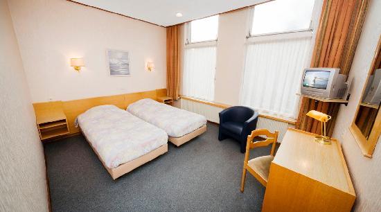 Hotel van Walsum: Standard twin room