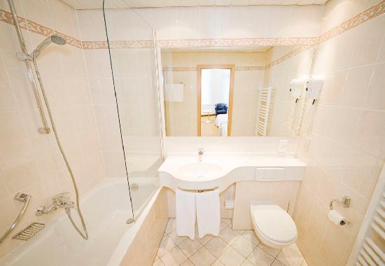 Hotel van Walsum: Bathroom
