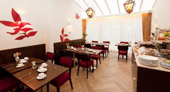 Hotel van Walsum: Breakfast area