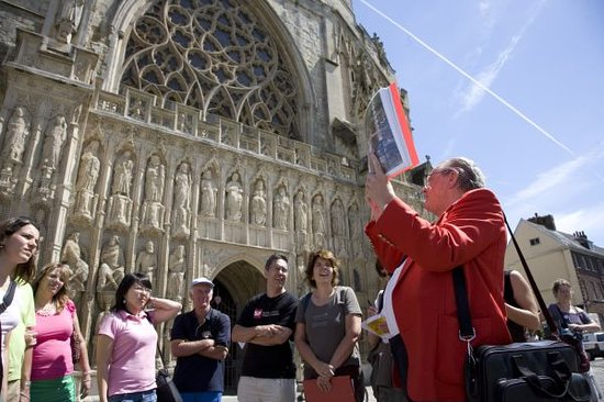 ‪Exeter Red Coat Guided Tours‬