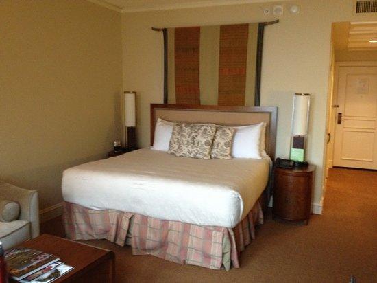 Mandarin Oriental, Washington D.C.: King Room
