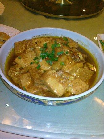 Xin Hui Xian Shi Fu : Braised tofu is firm and smoky