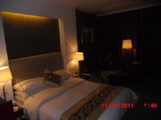 Xiang Da International Hotel: Bedroom
