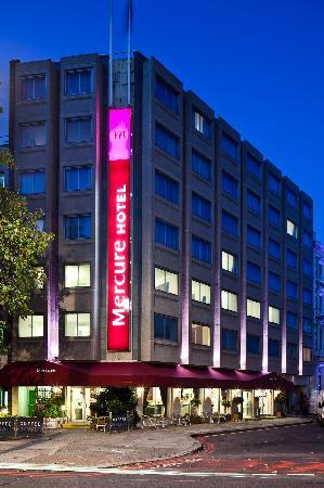 Mercure London Kensington: Exterior