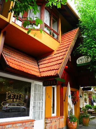 Hotel Petit Casa da Montanha: O hotel