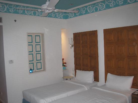 Jaipur Palace Hotel: 客室