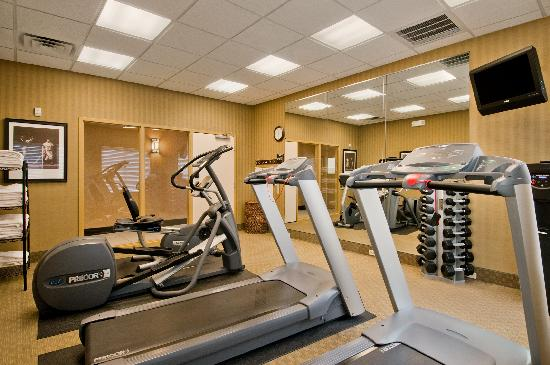 Homewood Suites Tulsa - South: Our hotel offers a fitness center with state-of-the-art Precor equipment.
