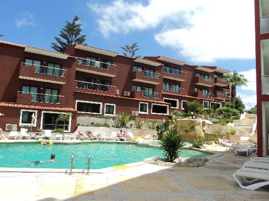 Hotel Topazio: Piscina