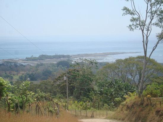 سانتا تيريزا, كوستاريكا: Vista de Cabuya un lugar bello.