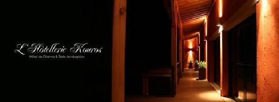 L'Hôtellerie Kouros