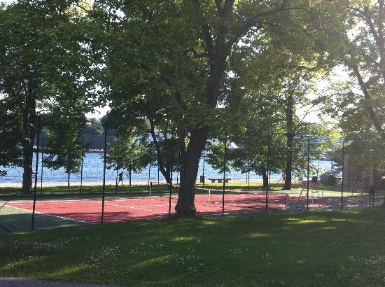 Hotel Skeppsholmen: Tennis Court