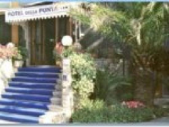 Hotel Della Punta : ENTRATA HOTEL