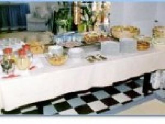Hotel Della Punta : BUFFET