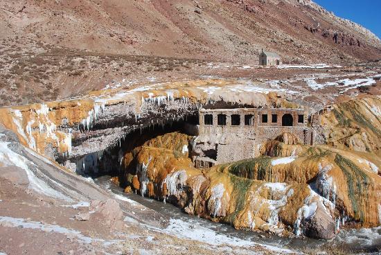 Fototravesias 4x4: Puente del Inca invierno