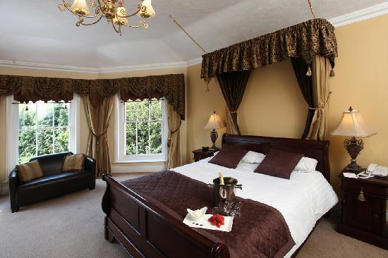 BEST WESTERN Claydon Country House Hotel: Premier Room
