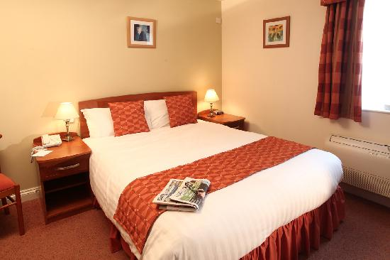 BEST WESTERN Claydon Country House Hotel: Deluxe Room