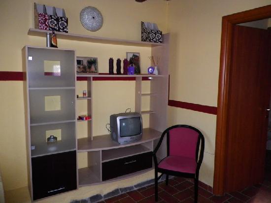 Residence Colline Del Sole: soggiorno