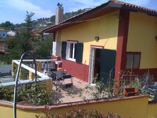 Residence Colline Del Sole: facciata